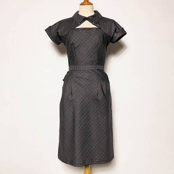 1940s Sport Dress
